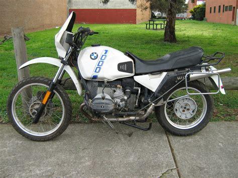 Suzuki Motorcycle Wreckers Melbourne Bmw R100gs 1990
