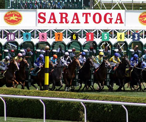 Saratoga Race Track Giveaways - saratoga race course guide thoroughbred horse racing in saratoga springs ny