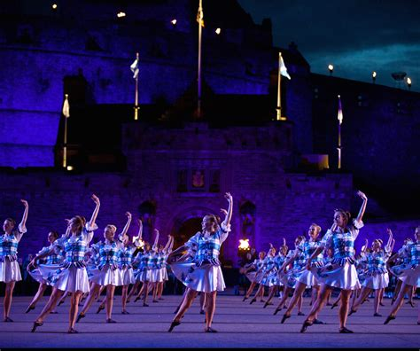 edinburgh tattoo weather forecast ten facts you never knew about the royal edinburgh