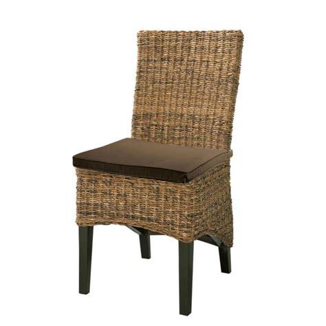 Hängematten Stuhl by Stuhl Aus Manilahanf Und Massivem Mahagoni Rangoon Rangoon