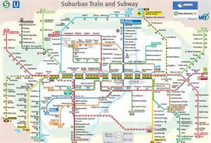 Munich Metro Map by Munich S Metro Stressful But It Goes Everywhere Wired
