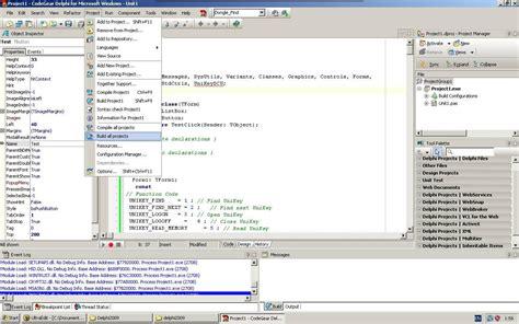 delphi interface tutorial iolock delphi 2009 unikey api cookbooks sle video