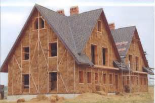 why is straw bale not used more in building structures