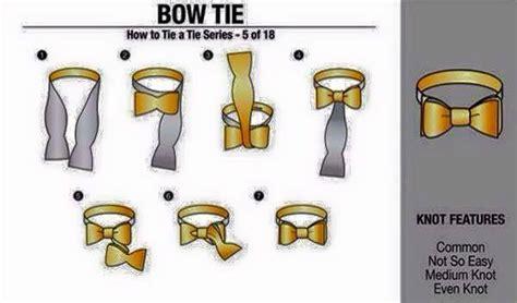 tutorial memakai dasi kupu kupu 10 cara memasang dasi berbagai pilihan gaya gambar video