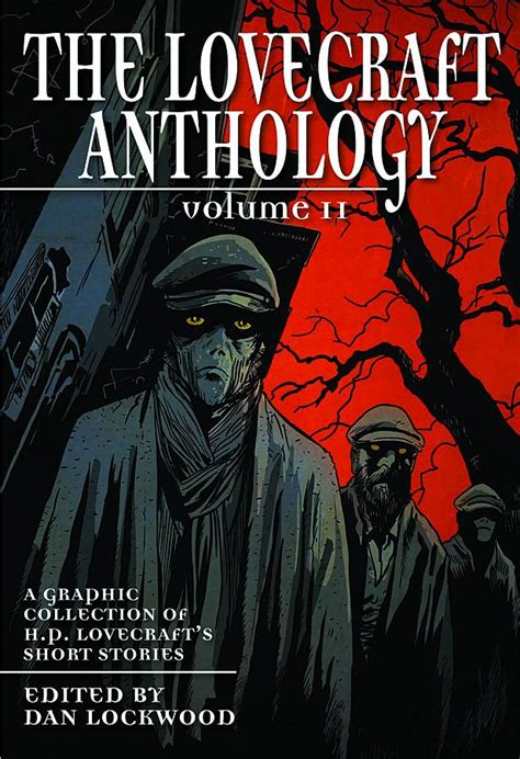 the lovecraft anthology vol 2 fresh comics