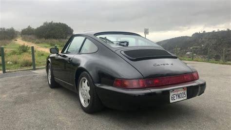 free car repair manuals 1991 porsche 911 interior lighting 1991 porsche 911 964 carrera 4 coupe manual black on matador red interior rare