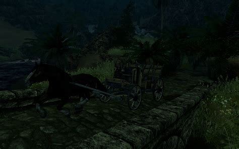 havok mod skyrim mod cart and carriage havok and physics fix at skyrim nexus