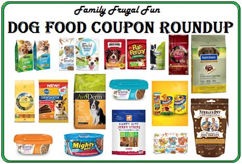 7 week puppy food food coupons roundup week of 7 7 family finds