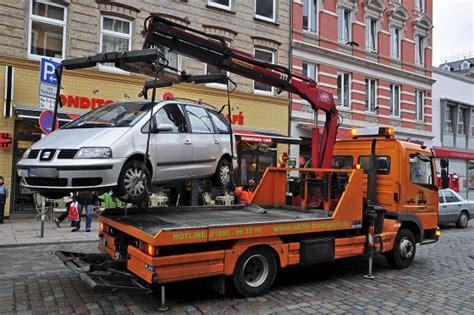 Auto Abgeschleppt Kosten by Abschleppkosten Der Quot Parkr 228 Ume Kg Quot Urteil Landgericht