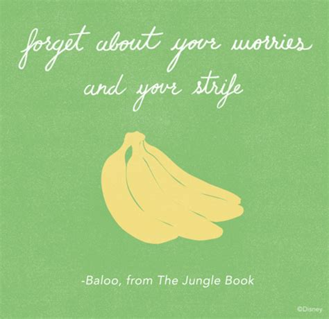the jungle quotes the jungle book disney quote poster by julieta felix