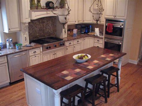 custom kitchen island houzz custom wood table and island top by devos woodworking