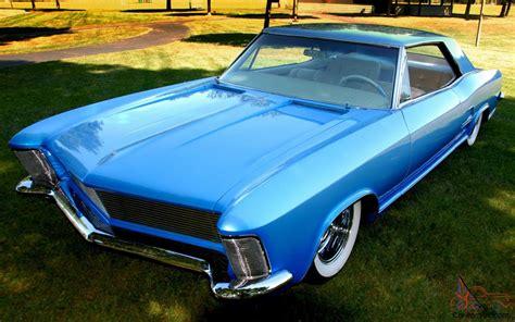 1963 buick riviera custom collector car 1960 car