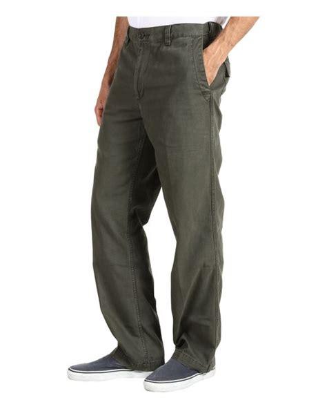 dockers d3 comfort waist cargo pants dockers comfort cargo d3 classic fit in green for men lyst