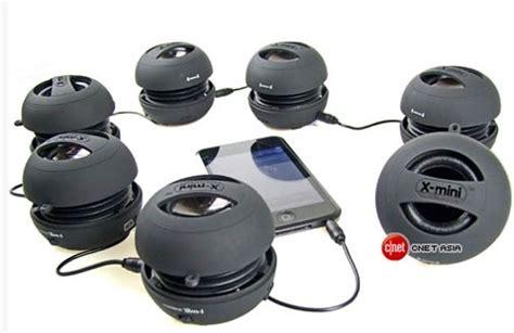 Speaker X Mini Xam 22 the portable rollable x mini ii speaker gets a refresh