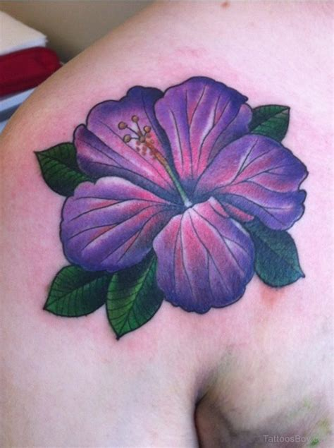 hibiscus tattoo hibiscus tattoos designs pictures page 12