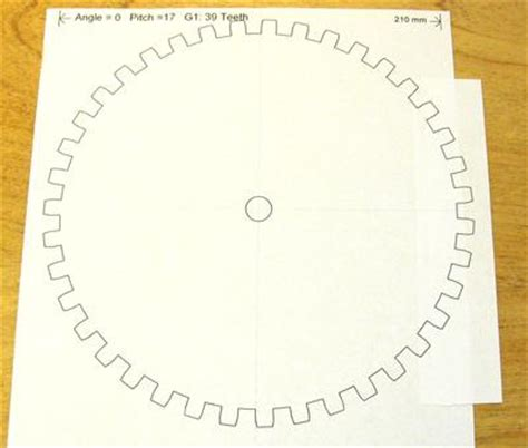wooden gears template building the advance box joint jig v1