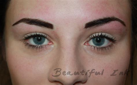semi permanent tattoo permanent eyebrows www imgkid the image kid