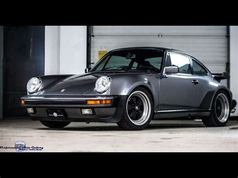 Porsche 911 Turbo 1986 by 1986 Porsche 911 Carrera Turbo