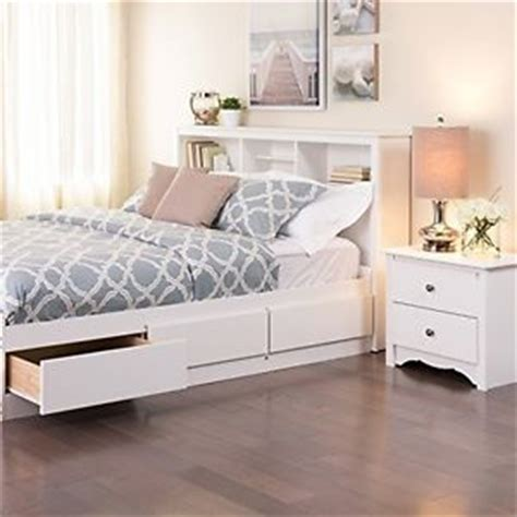 cute bed frames queen bookcase headboard with storage white wood bedroom