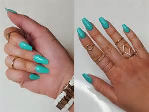 how to apply acrylic nails at home for beginners
