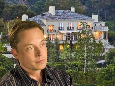 elon musk house elon musk buys 17 million bel air home business insider