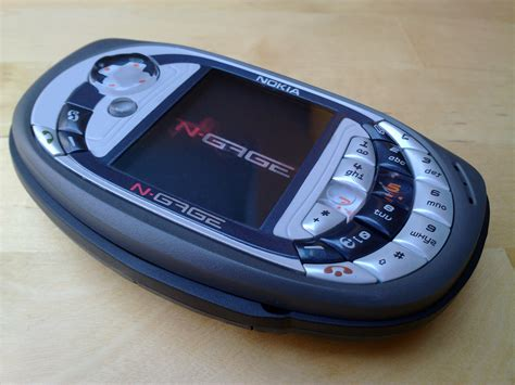 Memory N Gage Qd Nokia N Gage Qd A Supporting Photo For This Post Andrew Currie Flickr