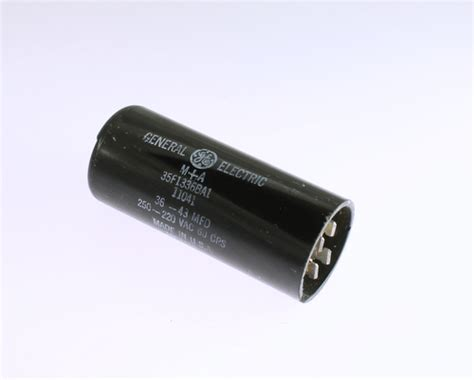 capacitor start motor applications 35f1336ba1 ge capacitor 36uf 220v application motor start 2020063583