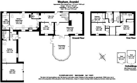 arundel castle floor plan 4 bedroom detached house for sale in wepham arundel west