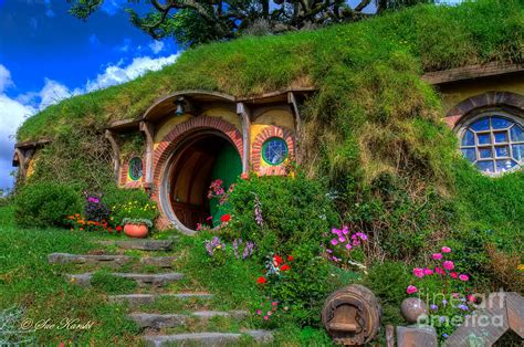 bilbo baggins house bilbo baggin s house 5 photograph by sue karski