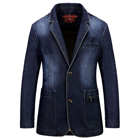 Blezer Denim buy wholesale denim blazer from china denim