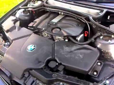 Bmw E46 N46 318i Thn 2004 bmw e46 3 series n46 engine tickover idle rpm sound 318i