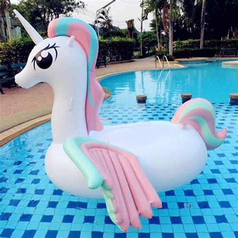 inflatable boat unicorn hot sale pool float inflatable boat unicorn swimming float