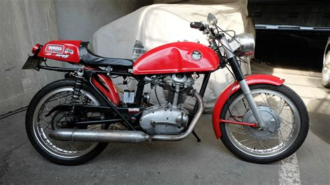 Single For Sale by 1966 Ducati 250 Single Cafe Racer For Sale