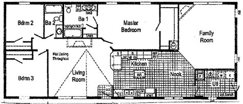 commodore homes floor plans commodore astro doublewide 3a162a5 belden homes inc