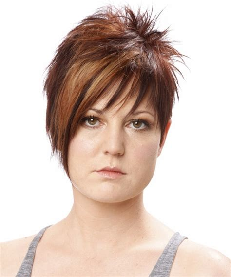 razor cut hairstyles for older women with wavy hair 30 terrific short hairstyles for round faces creativefan