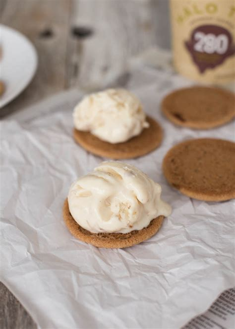 Cookies Top halo top oatmeal cookie sandwiches boys ahoy