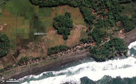 earthquake east java indonesia the earthquake and tsunami of 17 july 2006 in