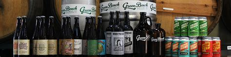 green bench brewing company green bench brewing co 187 on tap and to go