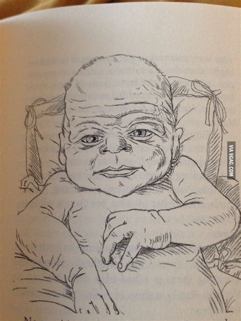 9gag Sketches by I Don T Think This Illustrator Is Used To Drawing Babies