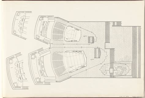 opera house floor plan sydney opera house the red book state records nsw