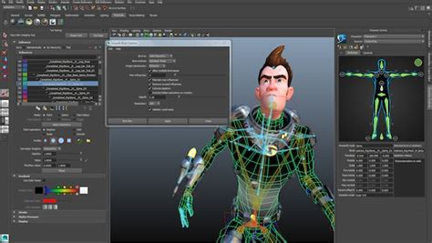 Game Design Vs Animation | what s new in maya 3ds max mudbox and softimage 2015