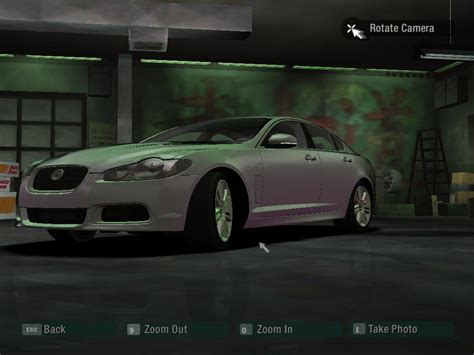 need for speed jaguar need for speed carbon jaguar xfr nfscars