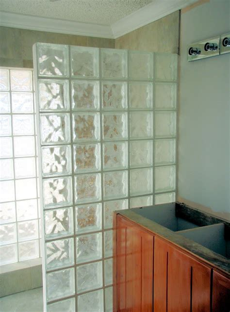 glass cubes for bathroom glass blocks bathroom pinterest glasses and glass