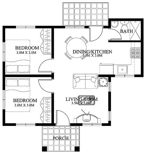 small home floor plans small house designs shd