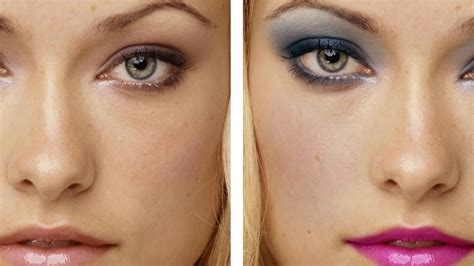 photoshop makeup tutorial make up trucco digitale photoshop tutorial ita hd