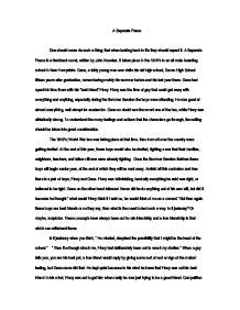 theme essay a separate peace a separate peace by john knowles summary of theme and
