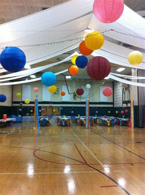 how to make school hall christmas trying to transform a into a colorful didn t cost much 200 on