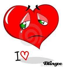 imagenes de triste mi corazon corazon triste fotograf 237 a 130247901 blingee com