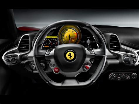 ferrari dashboard wallpaper wallpaper dashboard