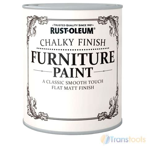 rust oleum chalky finish wood furniture paint smooth matt coating water based ebay